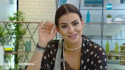 Деси Цонева - дъщеря на баща си