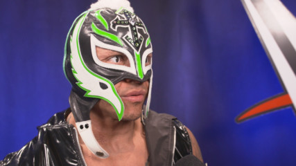 Rey Mysterio reacts to his epic return: WWE.com Exclusive, Oct. 16, 2018