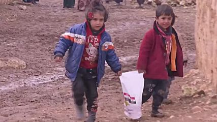 Syria: Russia continues to deliver humanitarian aid to Manbij residents