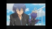 amu and ikuto - everytime we touch