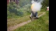 Такова колело не сте виждали !!!