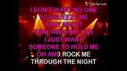 Tracy Chapman - Give Me One Reason (karaoke)