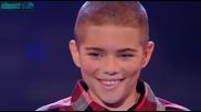 Britains got talent Пети полуфинал - Aidan Davis