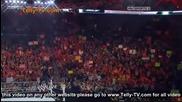 Трите Хикса благодари на Гробаря за мача на Кечмания 27