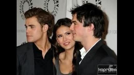 Ian And Paul And Nina