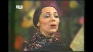 В час роковой - пее Роза Эрденко