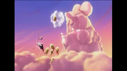 Pixar - Partly Cloudy - Full movie