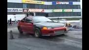 10 Second Honda Civic Turbo