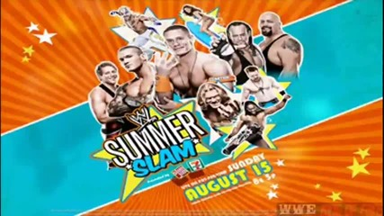 Wwe - Summerslam 2010 Official Theme Song and Poster