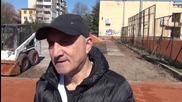 В Хасково чакат Гришо да открие нови кортове