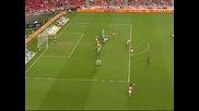 31/08/2009 Benfica - Vitoria Setubal 2 - 0 Goal na Luisao