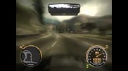 Need for speed Most Wanted - Bmw M3 - 420 km/h