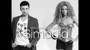 Greek Hit*eleni Foureira & Panagiotis Petrakis - Simadia