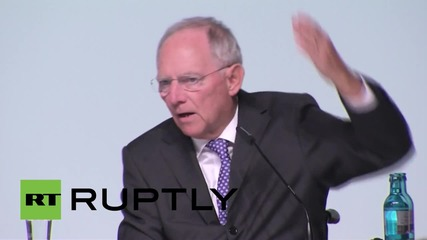 Germany: Schauble suggests trading Greece for Puerto Rico, slams US interference in eurozone