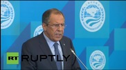 Russia: Lavrov discusses renewed violence in eastern Ukraine