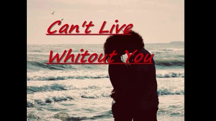 Can't Live Without You епизод 3