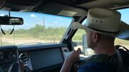 USA: Patriots for America militia group patrol southern border to block immigration