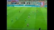 Atletico Madrid - Panathinaikos 1 - 0 (2 - 0,  25 8 2009)