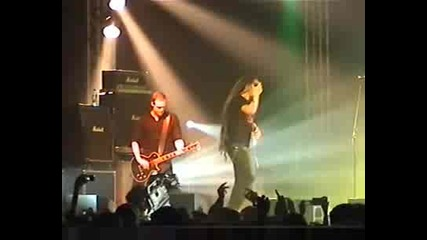 Amorphis - Into Hiding - Live