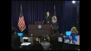 Способността на ФЕД да поддържа икономиката на САЩ е ограничена, заяви Бен Бернанке