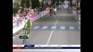 Стефано Пираци спечели 17-ия етап в Джирото