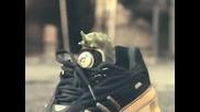 Реклама На Adidas С Бягащи Обувки