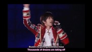 [engsubs] News Concert Tour Pacific 2007 - 2008 part 10
