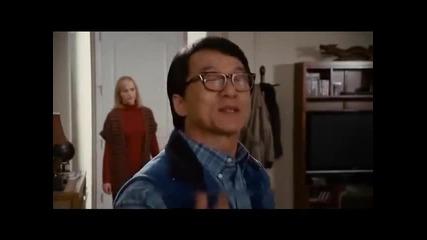 Jackie Chan bloopers