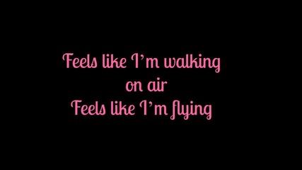 walking on air anise K ft Snoop Dogg & Bella Blue lyrics