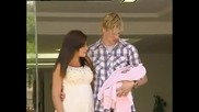 Fernando Torres and Olalla Show Off Baby Daughter Nora Translation