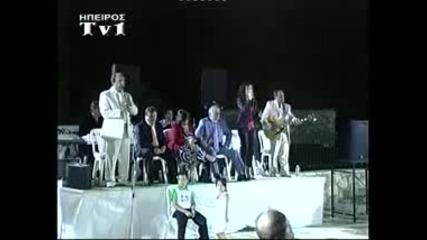 Пепа Гривова - Dimotika Tv1 04 Hpeiros 09 02 2008.flv