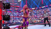 Asuka & Naomi vs. Eva Marie & Doudrop – Money in the Bank Qualifying Match: Raw, June 21, 2021