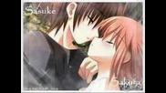 Sasuke And Sakura - First Kiss