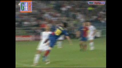 Барселона - Манчестър Юнайтед 2 - 0 Лео Меси Гол ( Шл Финал ) 27.05.2009