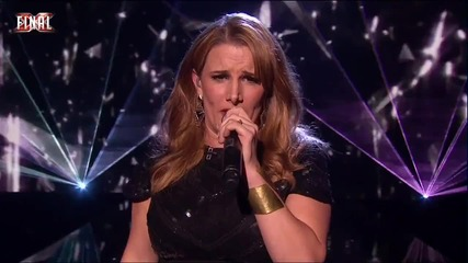 Победителя в X Factor U K 2013 .. Sam Bailey - Skyscraper || The Final ||