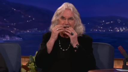 Billy Connolly Just Turned 70 - Conan on Tbs
