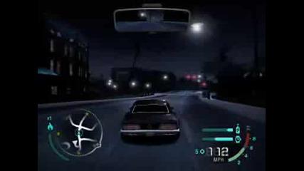 Chevrolet Camaro ss night ridin nfs carbon
