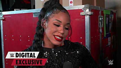 Bianca Belair's involvement in SmackDown Women's Match wasn't intended: WWE Digital Exclusive, Oct. 15, 2021