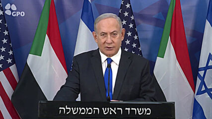 Israel: PM Netanyahu announces peace deal with Sudan
