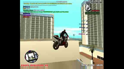 Werd0 Gta sa - mp new stunt show