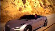 Audi Е - Tron Spyder наистина кола!
