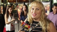 Rebel Wilson Says You Can't Count on Hollywood Friends