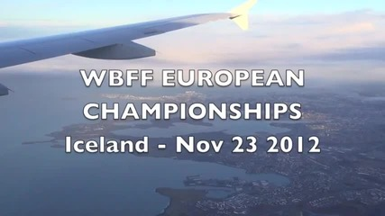 Wbff European Muscle Model Champion 2012