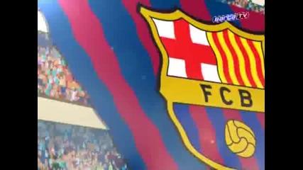 Fc Barcelona - David Villa - Barca Toons