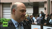 Belgium: We need to restore confidence - Moscovici