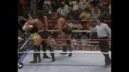 Wwf Wrestlemania 7 - Demolition vs Tenryu & Kitao