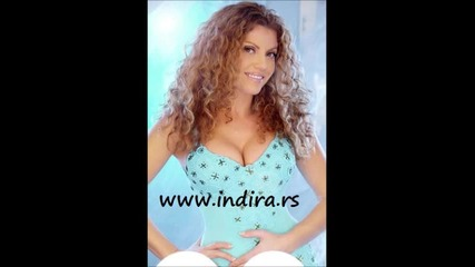 Indira Radic - Tesko meni bez mene - (Audio 2000)