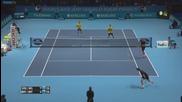 Barclays Atp World Tour Finals 2014 - Doubles Hot Shot