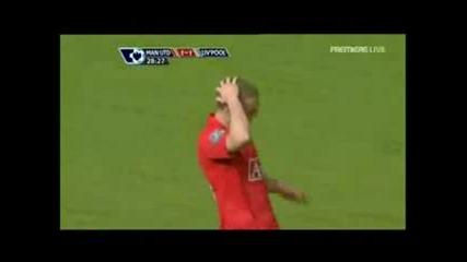 Ливърпул Юнайтед с 4:1 на Олд Трафорд