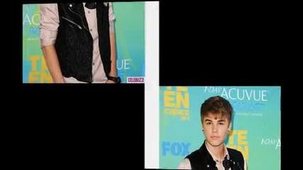 Justin Bieber за конкурса на beach_baby